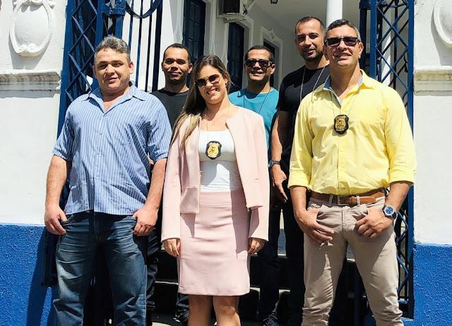 Câmara concede voto de aplauso a delegada Ana Carolina Guerra
