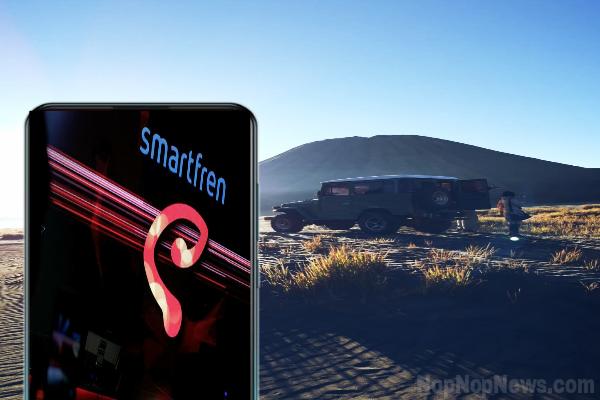 Smartfren Hadirkan Jaringan 4G LTE Di Gunung Bromo
