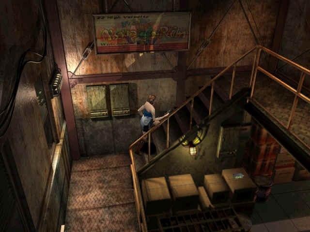 Resident Evil 3: Némesis - Captura 2