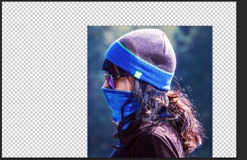 cara seleksi dengan alat marquee photoshop