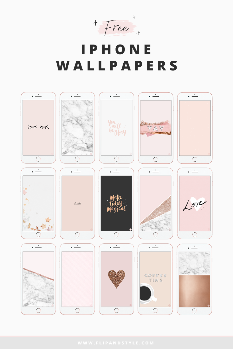 Free iPhone Wallpapers For Personal Use , Flip And Style