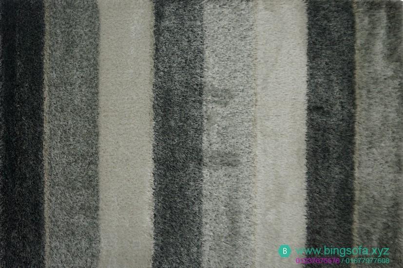 Thảm lông xù nhập khẩu từ Bỉ