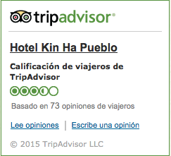 http://www.tripadvisor.com.mx/Hotel_Review-g150813-d1454431-Reviews-Hotel_Kin_Ha_Pueblo-Tulum_Yucatan_Peninsula.html