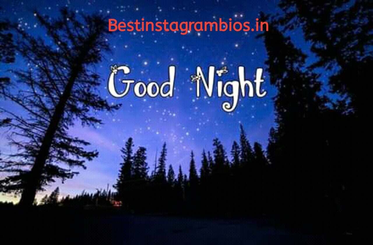 Good night image for whatsapp free download