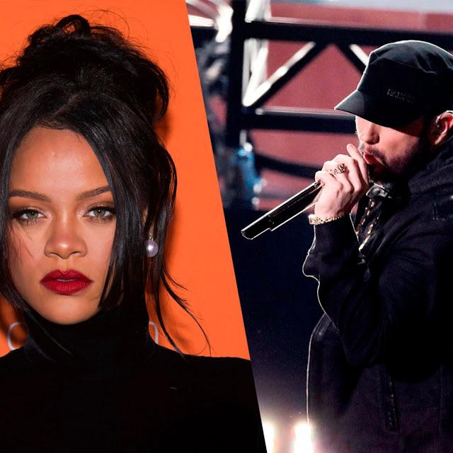 Eminem reedita su último disco e incluye una disculpa a Rihanna