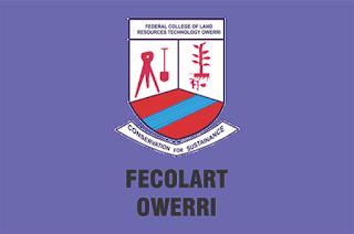 FECOLART Owerri Resumption Date for 1st Semester 2020/2021