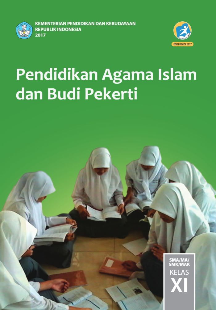 Buku Siswa SMA/MA Kelas XI Pendidikan Agama Islam dan Budi Pekerti