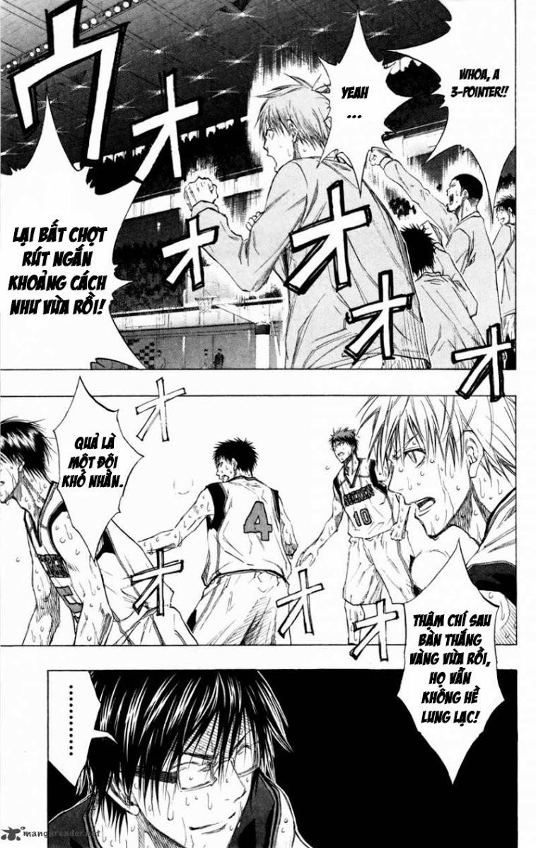 Kuroko No Basket chap 130 trang 16