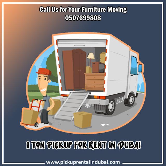 Pickup Truck for Rent in Dubai