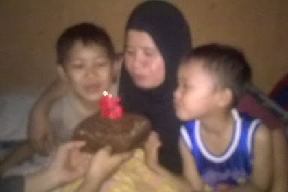 Ulang Tahun Emak ke-45 Tahun
