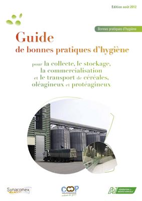 Guide de bonnes pratiques d'hygiène Bonnes pratiques d'hygiène pour la collecte, le stockage, la commercialisation et le transport de céréales, oléagineux et protéagineux.pdf