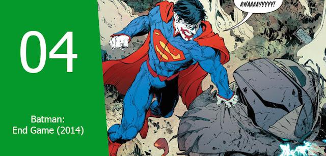 Momen Ketika Batman Mengalahkan Superman