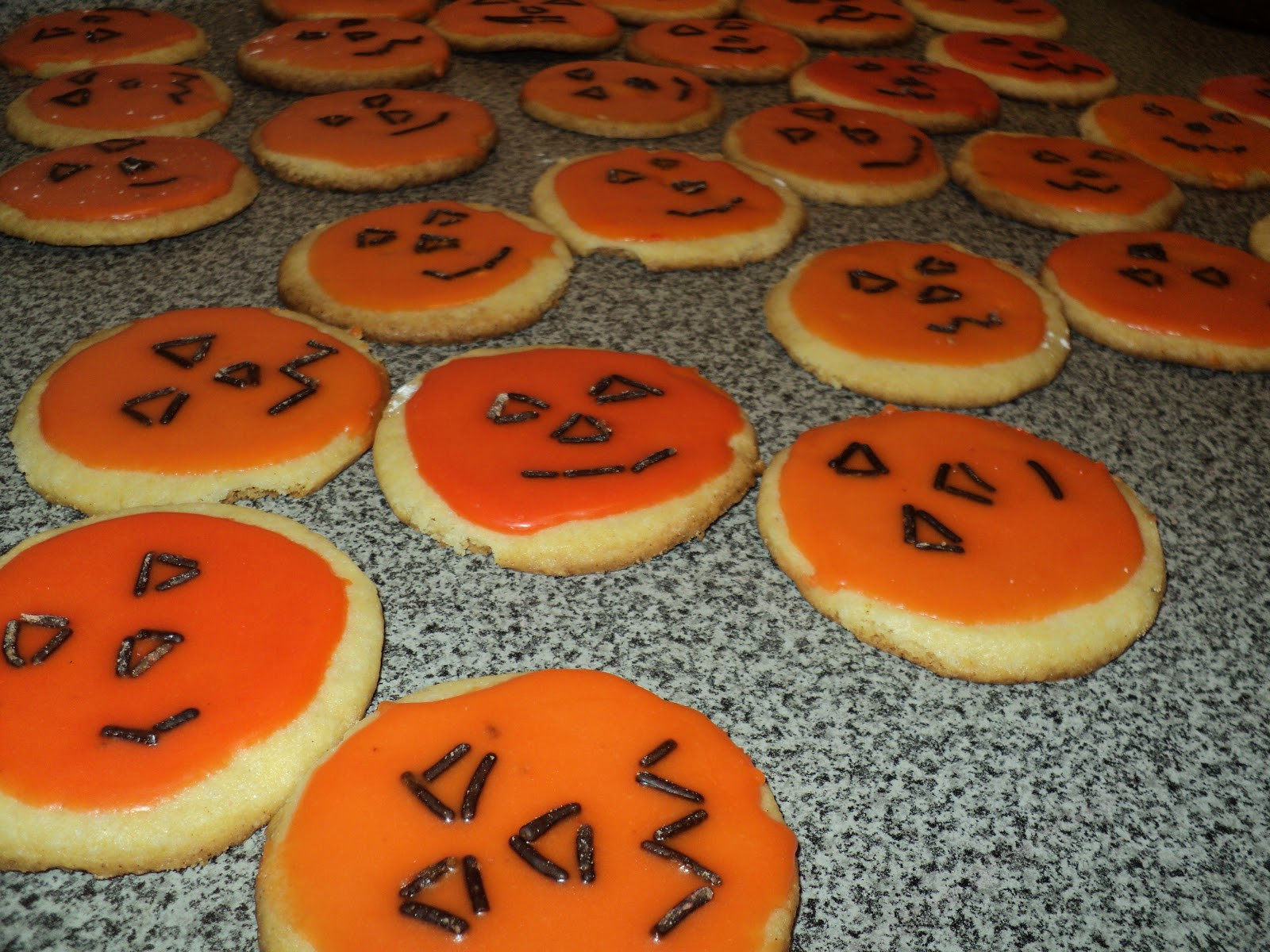 Galletas Decoradas Hallowen Sweet Spell Galletas Decoradas Para Halloween