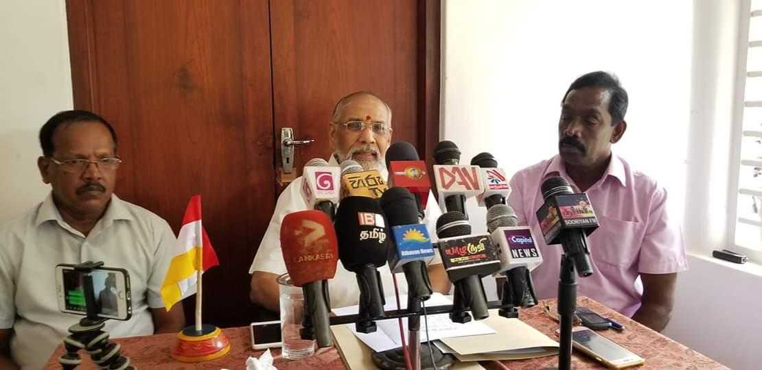 நாம் தனியே தேர்தல் அரசியலுடன் நின்றுவிடக் கூடாது
