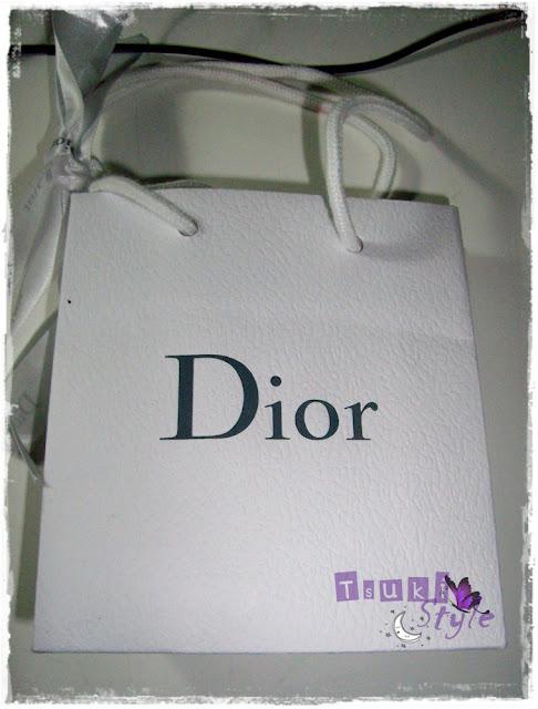 muestra Dior