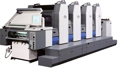 Pengertian dan Apa Itu Mesin Cetak Offset Printing, Cetak ...