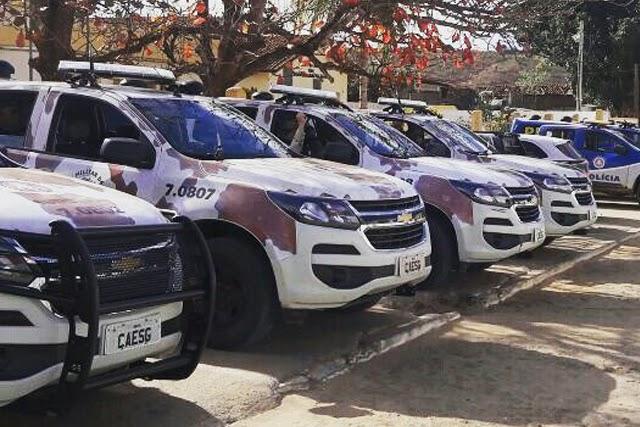 Carro de policial da Cipe Sudoeste é roubado em Brumado