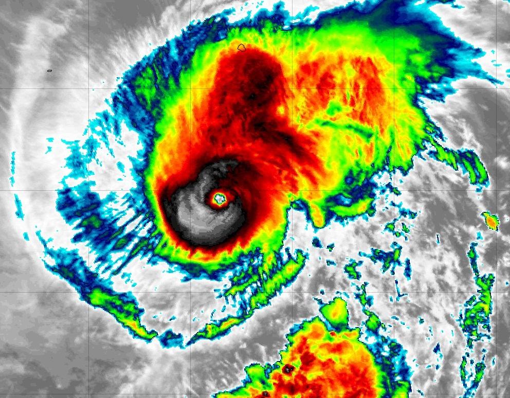 Huracán Aletta alcanza la categoría 4 en el Pacífico