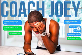 """Coach Joey - """"Call Me When You Get This"""" Mixtape   @CoachMeJoey"""