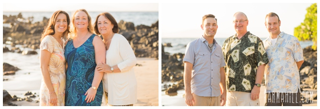 family photographers Maui