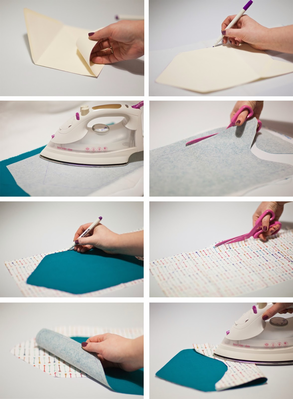 make it fabric envelope diy