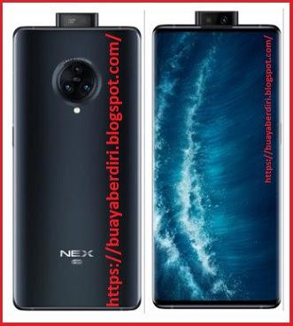 VIVO NEX 3S - HP Dengan Spesifikasi Tinggi
