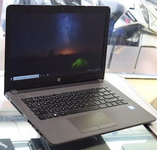 Jual Laptop Hp 240-G6 Core i3-6006U ( 14-Inch ) Second
