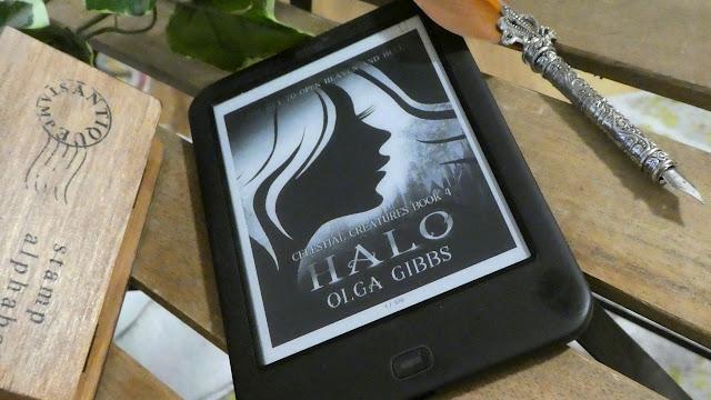 Halo by Olga Gibbs