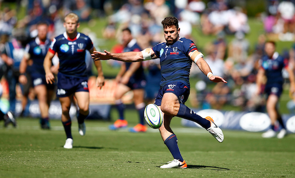 Campbell Magnay of the Melbourne Rebels