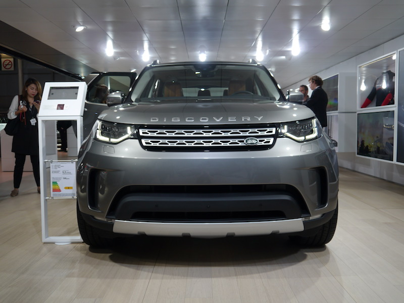 2017 All New Discovery 5 HSE 7 Cho