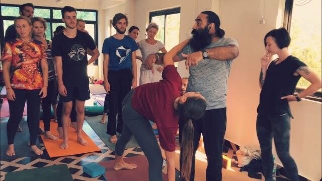 Surinder Singh Yoga Rishikesh