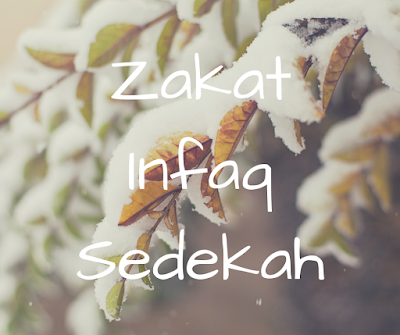 Perbedaan Zakat Infaq dan Sedekah