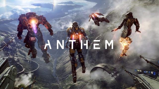 الكشف رسميا عن مواعيد طرح نسخة الديمو للعبة Anthem ، إليكم التفاصيل ..