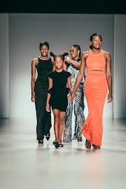 Loved the Deola by Deola Sagoe/CLAN SS14 Collection from NYFW? Watch the Showcase on the Runway!