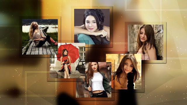 20 Collage Photo Templates