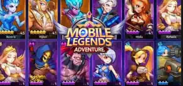 Mobile Legends Adventure Mod Apk Lutfin Com