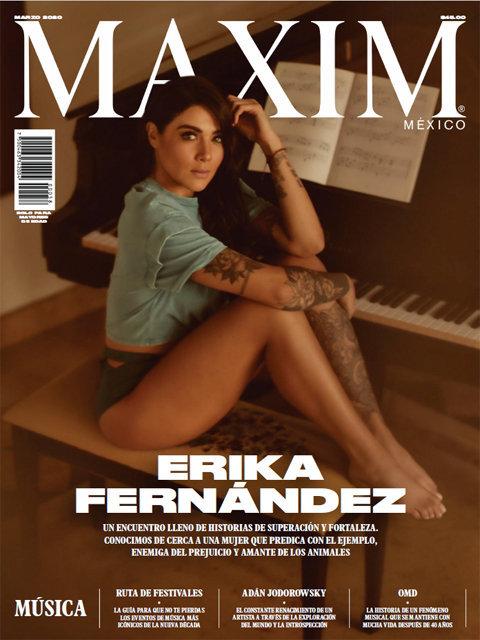 Erika Fernández - Foto 1