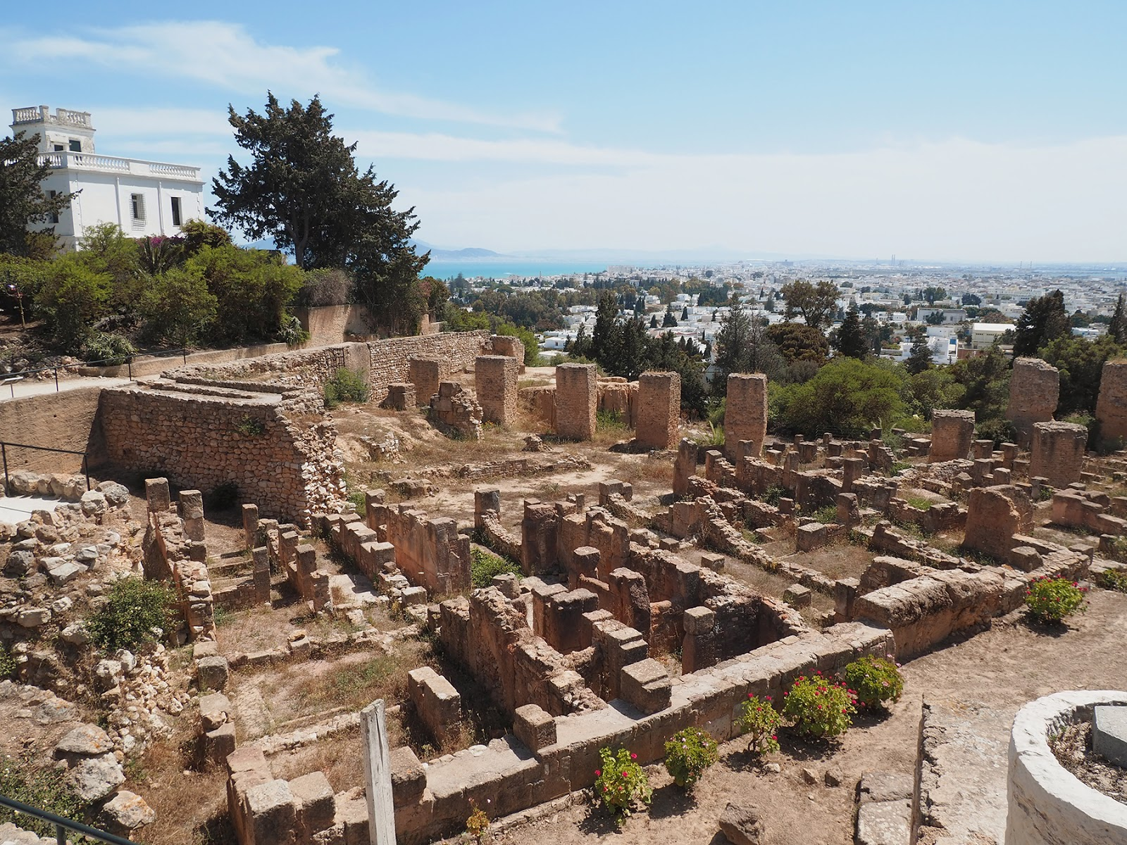 Euriental | luxury travel & style | Carthage, weekend guide to Tunisia