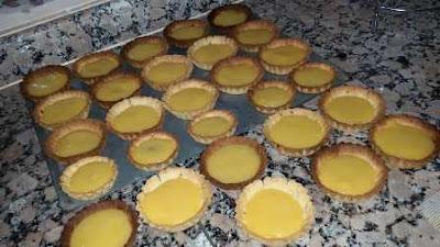 تارت الليمون tarte au citron روعة