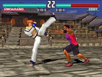 Popular Game Tekken 3 Free Download