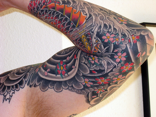 3b2f117ade6e2 ... Japanese tattoo sleeves. tribal sleeve tattoos 056