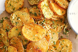 Parmesan Roasted Potatoes: Easy Family Dinner Ideas