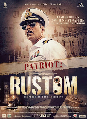Rustom 2016 Hindi Official Trailer 720p HD free download or watch online at https://world4ufree.to