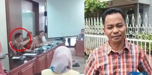 Anggota DPRD Sumbar yang Ajak Mahasiswa Turunkan Jokowi, Setelah Viral, Kini Berdalih Spontan Saja