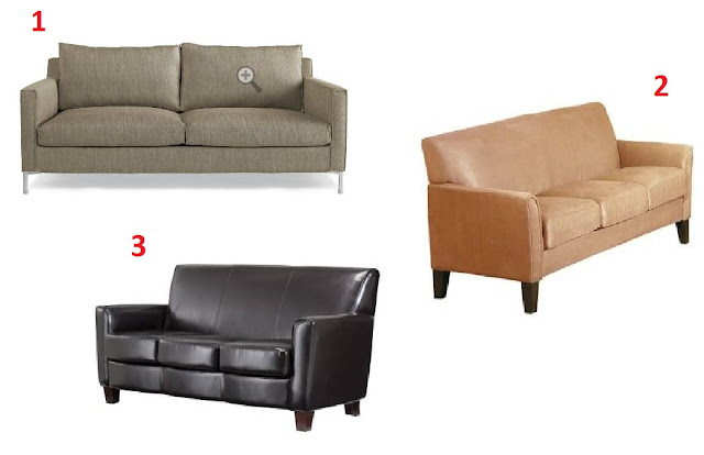 Ikea Sater Sofa Dark Grey In Living Room Apartment 528: Product Roundup: 28 Couches Under $1000