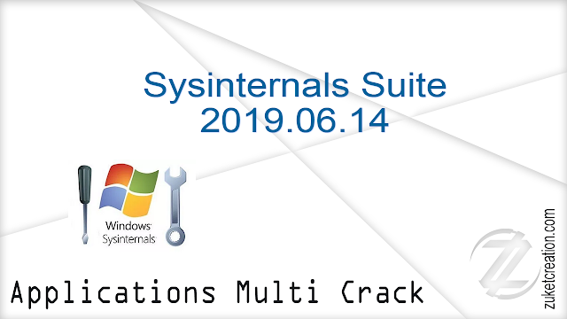 Sysinternals Suite 2019.06.14   |  26 MB