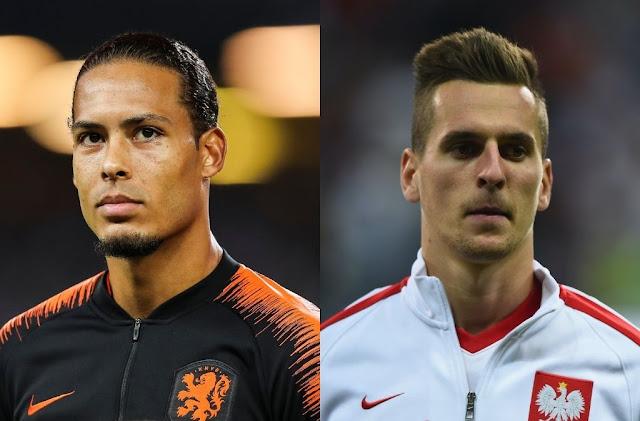 مشاهدة مباراة هولندا وبولندا بث مباشر