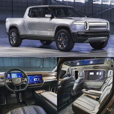 Would you buy the all electric, $69,000 R1T pickup, Rivian