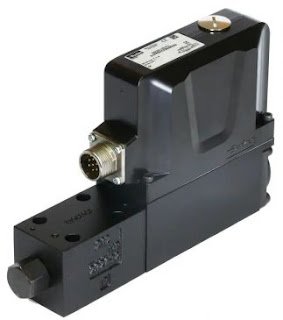 Parker D1FP Direct Operated Proportional DC Valve