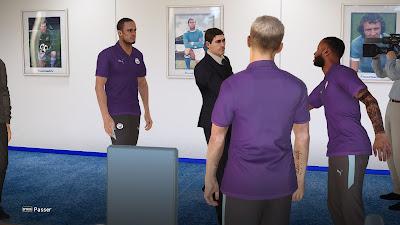 PES 2021 ML Coach & Staff Man City Fantasy by Matsy Monger